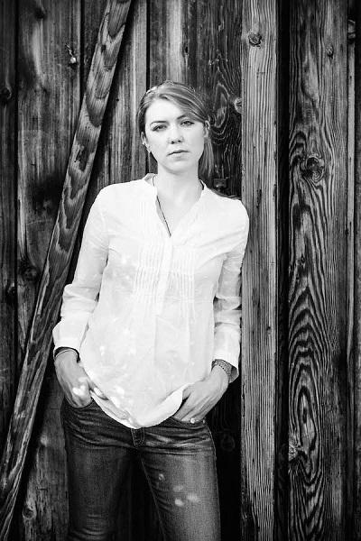 Nữ đạo diễn Courtney Marsh