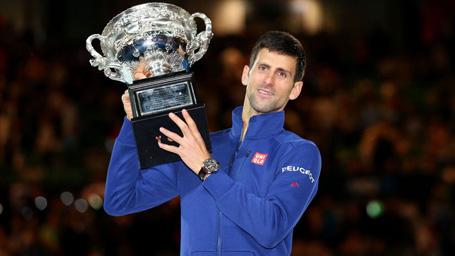 Novak Djokovic giành danh hiệu Australia Open thứ 6 trong sự nghiệp