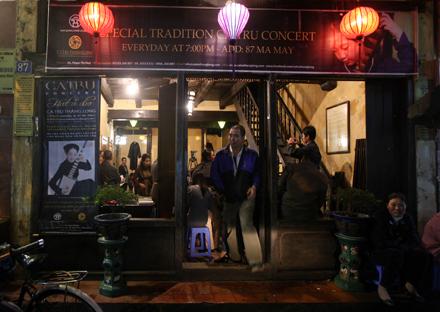 Nhiều hoạt động văn hóa trong khu phố cổ Hà Nội sẽ cho công chúng thấy những nét đẹp của Hà Nội xưa
