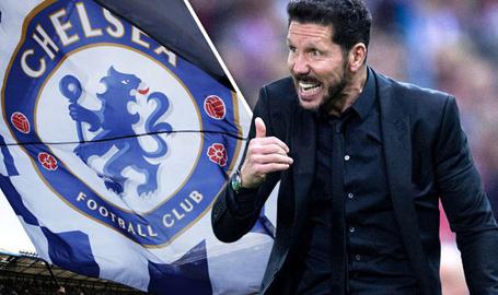 HLV Simeone sẽ dẫn dắt Chelsea mùa tới?