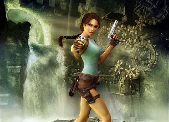Lara Croft, nhân vật trong game hành động
