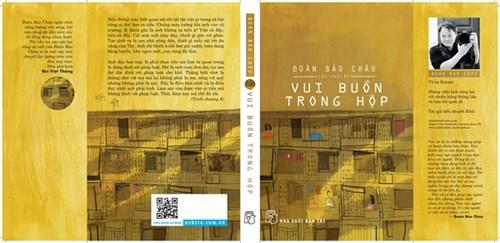 """Nhà văn Đoàn Bảo Châu và tiểu thuyết """"Vui buồn trong hộp"""""""