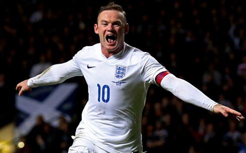 Tam sư vẫn cần một thủ lĩnh như Rooney. (Ảnh: Getty)