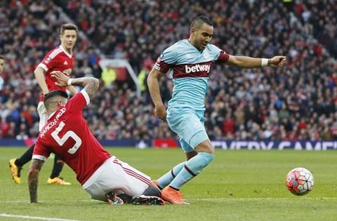 MU sẽ buộc phải giành trọn 3 điểm trên sân của West Ham để lọt vào top 4
