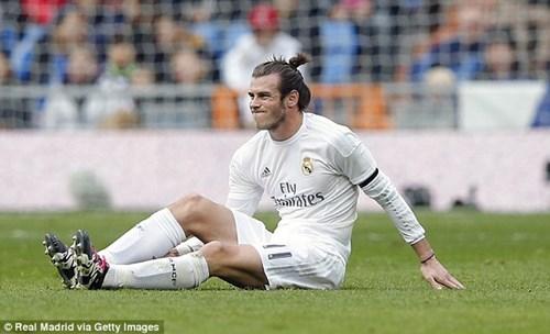 Real Madrid phải chi 750.000 bảng mỗi trận để đổi lại sự phục vụ của Bale