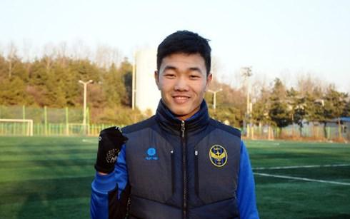 Xuân Trường thích nghi tốt với đội bóng mới. (Ảnh: Incheon United).