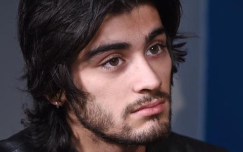 Zayn Malik, cựu thành viên ban nhạc nam Anh One Direction. Ảnh: Rex Features