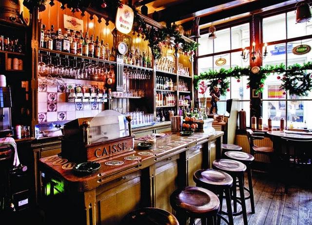 Và một số quán bar nhỏ độc đáo và đẹp nhất trên thế giới