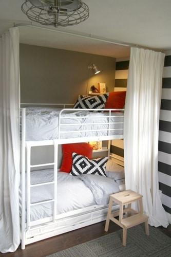 Giường cho hai con