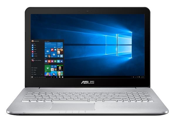 VivoBook Pro N552VX được trang bị bộ vi xử lý Intel Core i7 thế hệ thứ 6, 8GB RAM DDR4 cùng card đồ họa NViDIA GTX 950M
