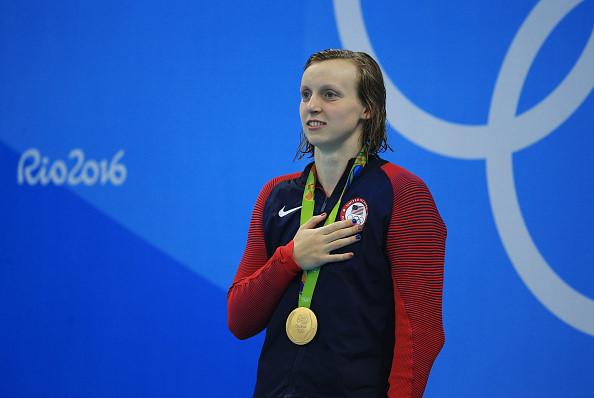 12/ Katie Ledecky (Bơi 200m tự do nữ - Mỹ)