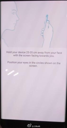 Hướng dẫn sự dụng tính năng quét võng mạc trên Galaxy Note 7