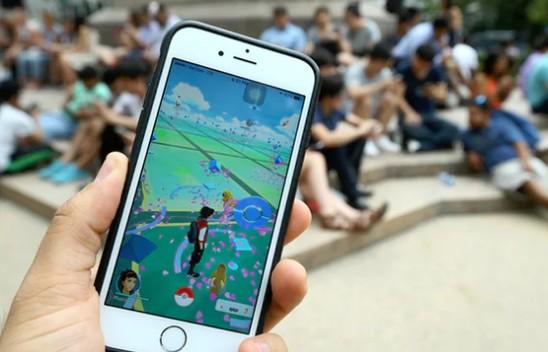 Người chơi có thể bắt gặp Pokémon hoang dã ngay cả khi cho nhân vật đứng yên