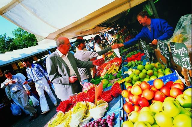 Những nông sản nổi tiếng thế giới vì xanh – sạch và ngon