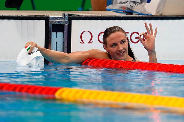 13/ Katinka Hosszú (Bơi 200m hỗn hợp cá nhân nữ - Hungary)