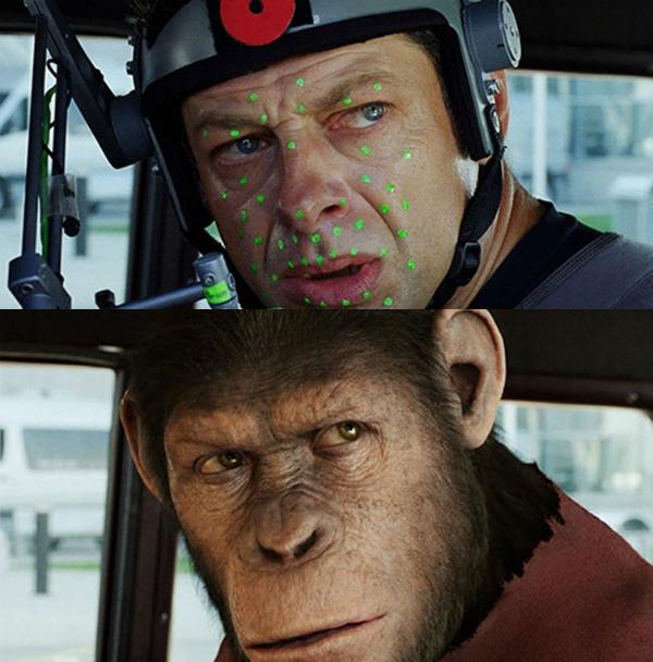 Người có thể tiến hóa thành... khỉ? Điều đó dường như không quá khó đối với ê-kíp phim Rise of The Planet of The Apes.
