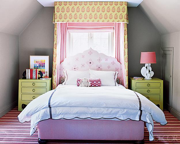 Căn phòng tràn ngập màu sắc tươi sáng do nhà thiết kế Katie Ridder và kiến trúc sư Peter Pennoyer thực hiện tại New York.