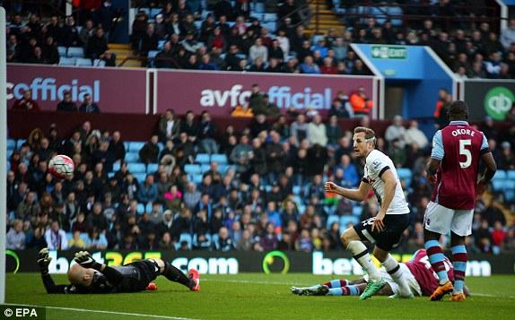 Harry Kane đang trở thành chìa khoá giải quyết vấn đề cho Tottenham.