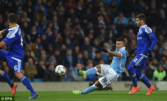 Man City đã cống hiến cho người hâm mộ 1 trận đấu cực tẻ nhạt dù cho đã tung ra sân đội hình mạnh nhất.