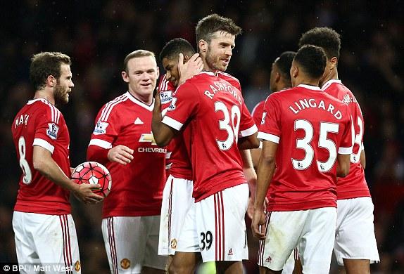 Dù thắng Bournemouth song Man Utd không thể tham dự Champions League mùa giải tới