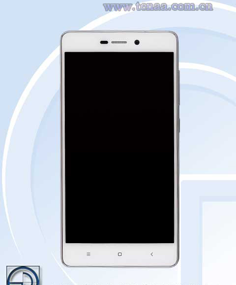 Thiết kế của Xiaomi Redmi 3S