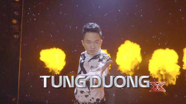 Giám khảo Tùng Dương