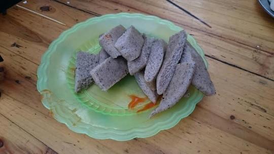 Bánh tam giác mạch, món ngon độc đáo của vùng cao Hà Giang