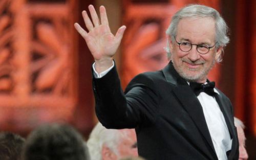 Đạo diễn Steven Spielberg - bậc kỳ tài của Hollywood. Ảnh: TL.