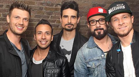Ban nhạc Backstreet Boys. Ảnh: People