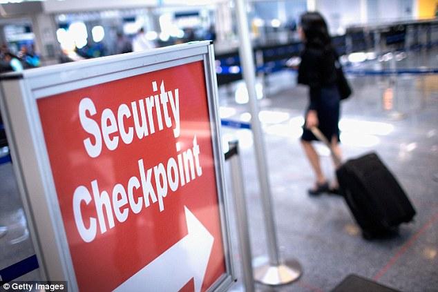 Năm 2005, Quốc hội Mỹ đã thông qua việc TSA sử dụng số tiền vô thừa nhận tại các sân bay