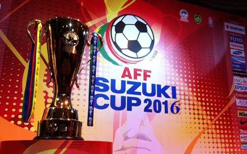 Bóng đá Việt Nam khao khát chinh phục danh hiệu AFF Cup 2016