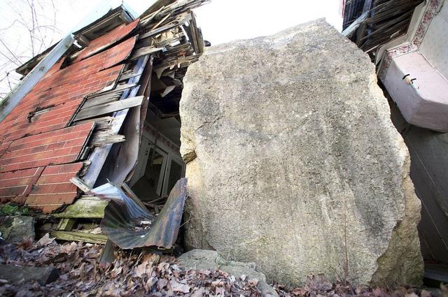 Tảng đá khổng lồ này đã nhận giấy phép bảo tồn lịch sử