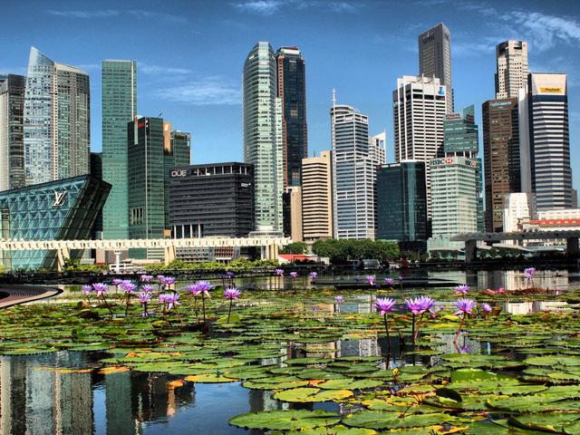"""""""Đảo quốc sư tử"""" Singapore thu hút 17.1 triệu khách quốc tế"""