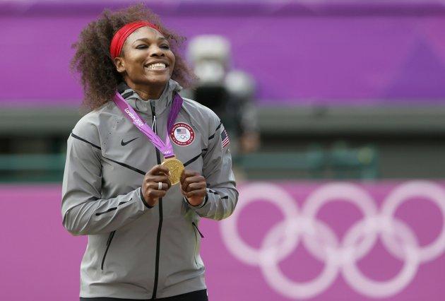 Serena Williams đăth mục tiêu bảo vệ 2 tâm HCV ở 2 nội dung đơn nữ và đôi nữ tại Olympic 2016