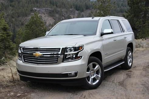 Chevrolet Tahoe nằm trong diện bị thu hồi của General Motors