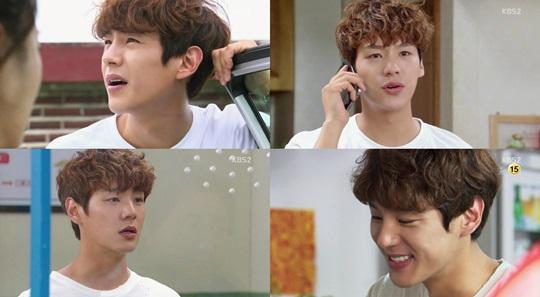 Trong phim Tất cả rồi sẽ ổn, Kwak Si Yang đóng vai Kang Gi Chan - một thanh niên phóng túng, bất cần nhưng lại rất tốt bụng và chung thủy.