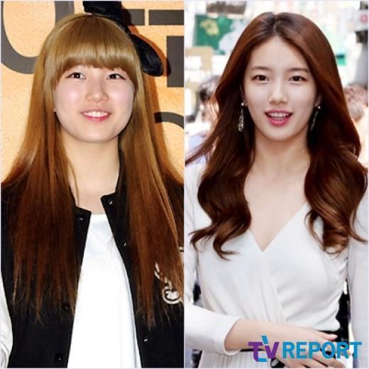 Đã có một thời gian, Suzy - bạn gái hiện tại của Lee Min Ho - rơi vào tình trạng thừa cân. Tuy nhiên, với chế độ ăn uống và tập luyện nghiêm ngặt, cô nàng đã lấy lại được vóc dáng và trở nên thon gọn hơn bao giờ hết.
