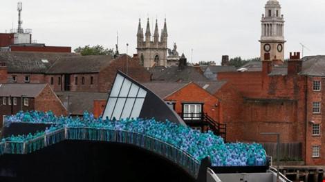 Cầu Scale Lane cũng là một trong điểm chụp ảnh. (Ảnh: Reuters)