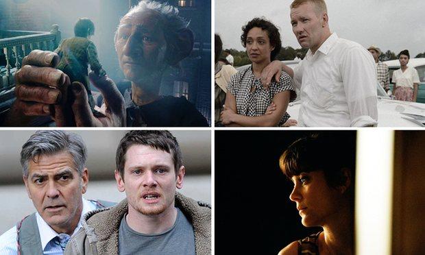 Hình ảnh một số bộ phim tranh tài tại Cannes 2016 (Ảnh: Guardian)