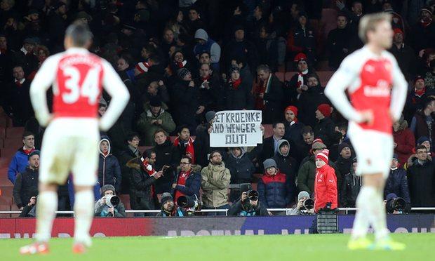 Thứ mà người hâm mộ CLB mong muốn là một Arsenal biết giành danh hiệu chứ không phải chỉ biết kiếm tiền...