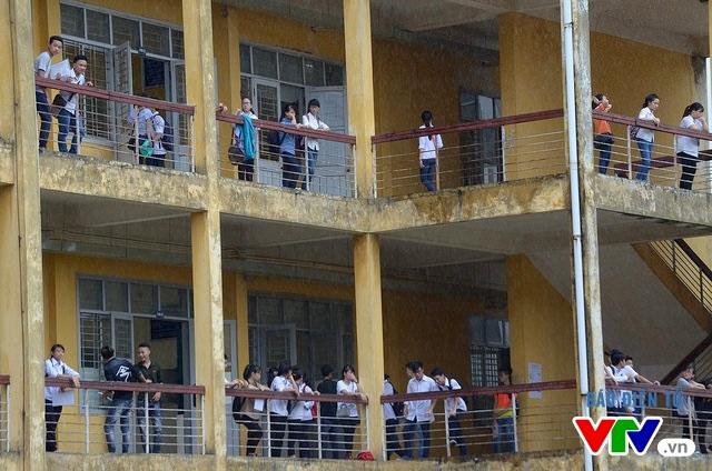 Cho dù đã kết thúc kỳ thi, nhưng các thí sinh vẫn lo lắng về điểm số