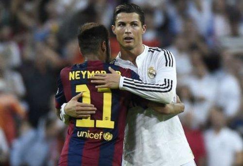 Neymar hay Ronaldo sẽ trở thành người số 2 sau Messi?