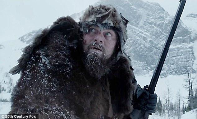 Vai diễn để đời Hugh Grass đã mang lại cho giải thưởng Oscar đầu tiên cho Leo Di Caprio