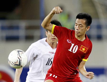 Đội tuyển bóng đá quốc gia có nhiệm vụ giữ vững vị thế ở làng cầu khu vực
