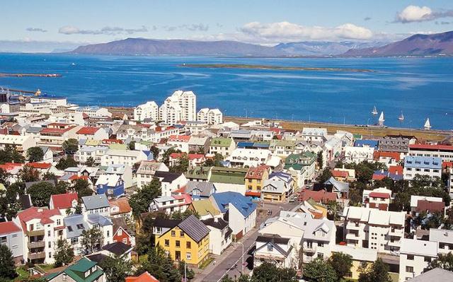 Iceland đảo quốc yên bình nhất thế giới ở vị trí thứ 3