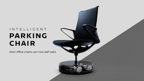 Thiết kế ghế tự động của Nissan