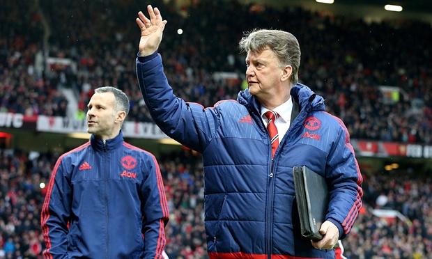 Ryan Giggs chỉ có thể ngồi ghế nóng tại Man Utd một cách thuyết phục khi Van Gaal có những thành công nhất định tại CLB.