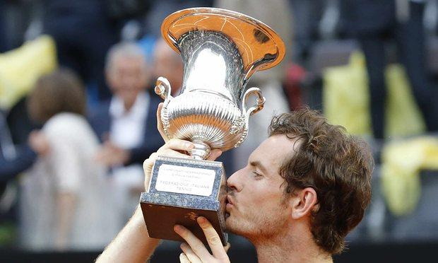 Murray có chiến thắng ngọt ngào trong ngày sinh nhật thứ 29 (Ảnh: Getty)