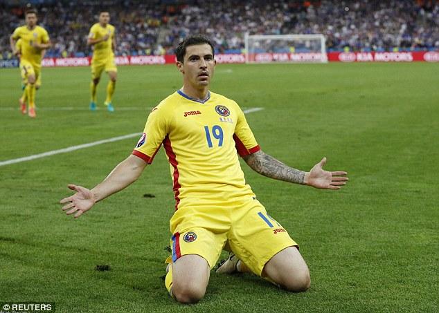 Bàn thắng của Stancu không thể giúp Romania giành điểm