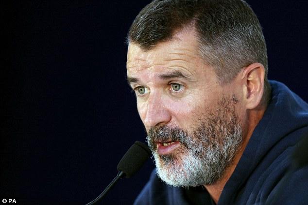 HLV Roy Keane phát biểu trước trận gặp ĐT Thụy Điển